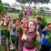 Garden Club students from Aikahi Elementary School harvest carrots from their garden