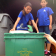 Students collect Hi-5's at a school hosted Aloha ʻĀina Recycling Drive